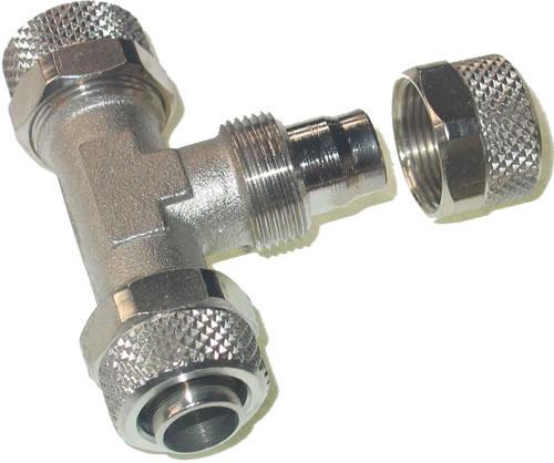 Raccordi e tubi per aria compressa for Raccordi per tubi scaldabagno